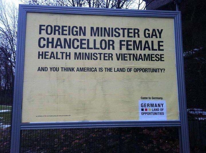 Germany Billboard